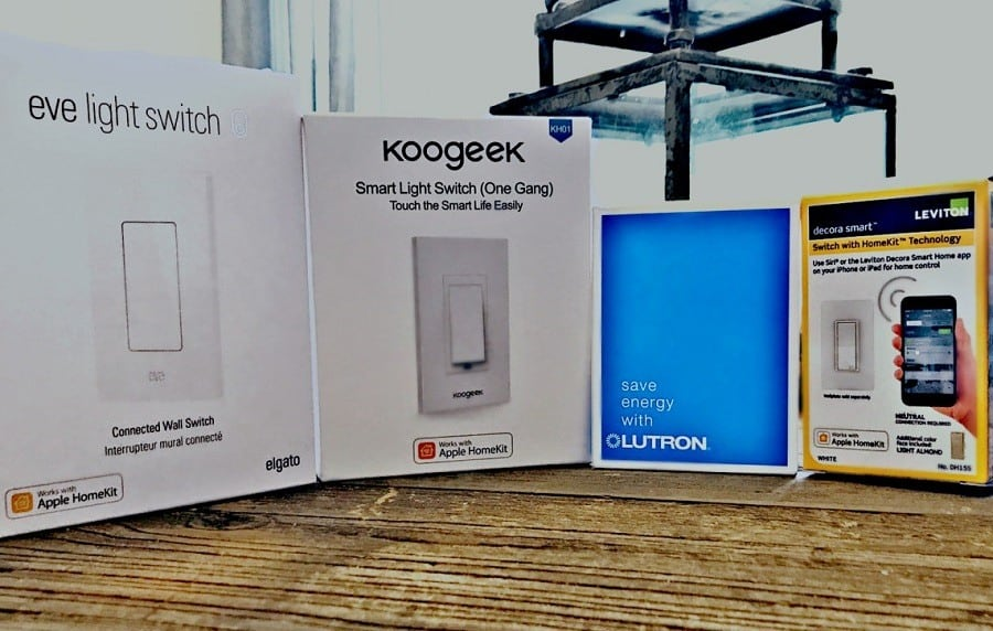 Picking The Best Smart Light Switch For Your Home