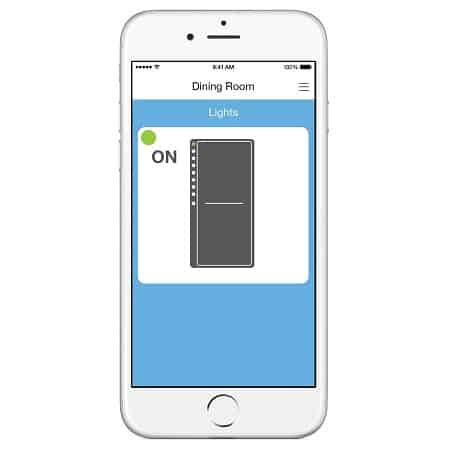 Insteon Smart Wall Switch Smartphone App