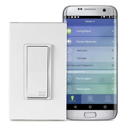 Leviton DW15S-1BZ Decora Smart