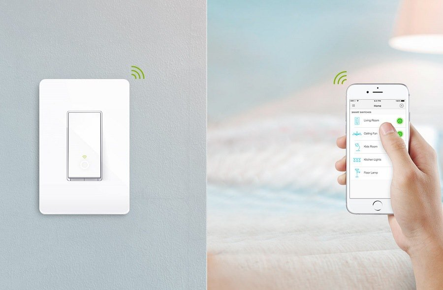 TP-Link Smart Wi-Fi Smart Light Switch Review
