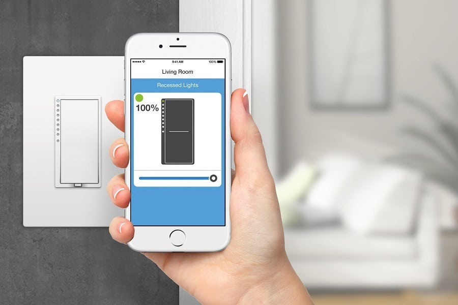 Insteon Smart Wall Switch